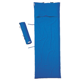 Cocoon Pad Cover Cotton 196x65cm Petrol